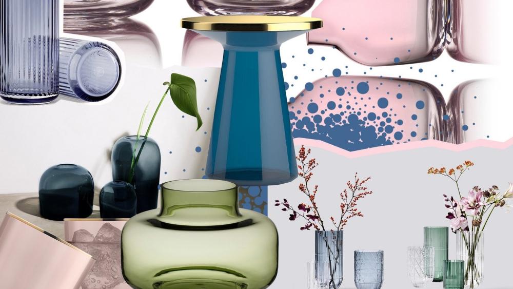 Bye, bye Keramik: Buntes Glas wird jetzt total gefeiert!
