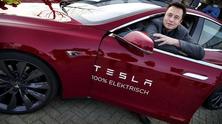 Elon Musk y Tesla Motors