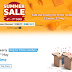Amazon Summer Day Sale 4th May to 9th May 2019| Get Up to 80% Off + Extra 10% Discount on SBI Cards