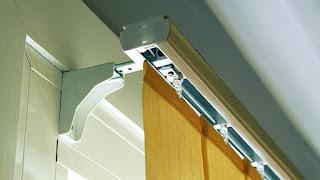 Mecanismo de las cortinas