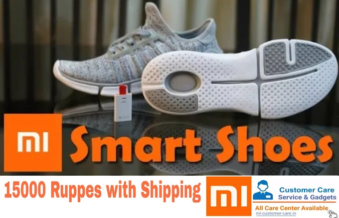 What is the price of MI smart shoes in India?