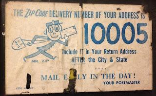 Zip Postal Code