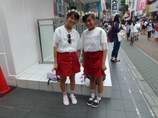friends harajuku