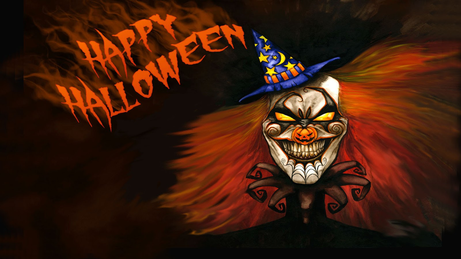 happy halloween trick or treat halloween greetings scary halloween