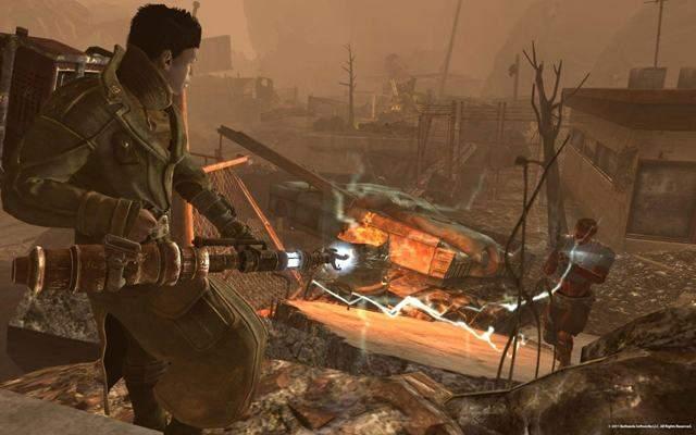Fallout New Vegas Ultimate Edition PC Full 2012 Español Descargar