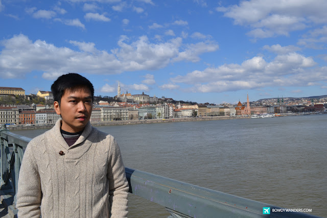 bowdywanders.com Singapore Travel Blog Philippines Photo :: Hungary :: Széchenyi Chain Bridge: Crossing Both Sides of Budapest