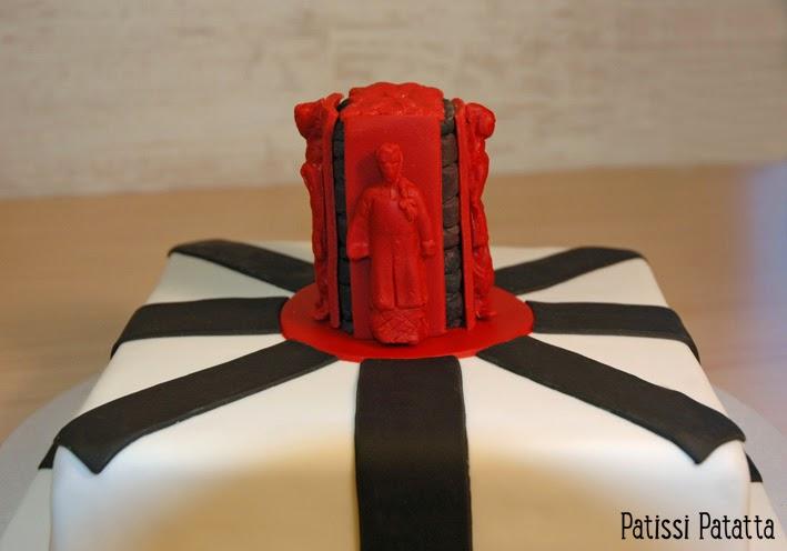 cake design, gâteau 3D, pâte à sucre, gumpaste, fondant, manga cake