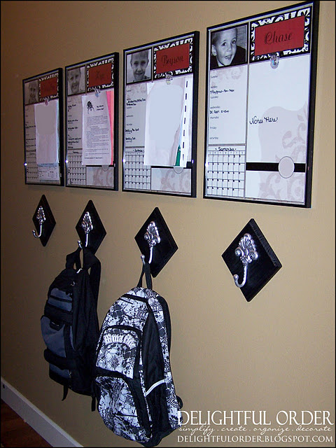 homework organization tips