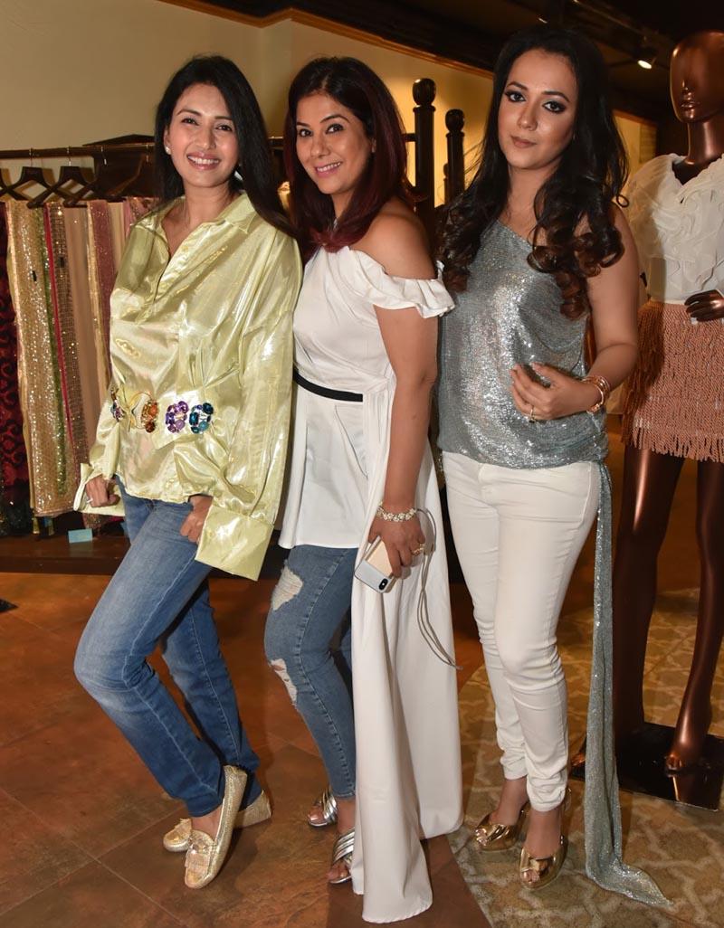 Deepti Bhatnagar, Bhavna Jasra and Jhelum Gopal Dalvi