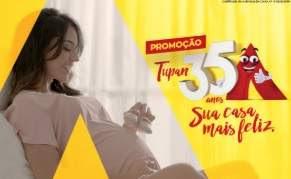 Cadastrar Promoção Tupan 2019 Aniversário 35 Anos - 10 Mil Reais Vales-Compras