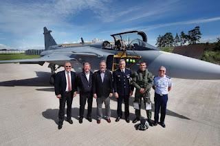 caça Gripen Força Aerea Brasileira