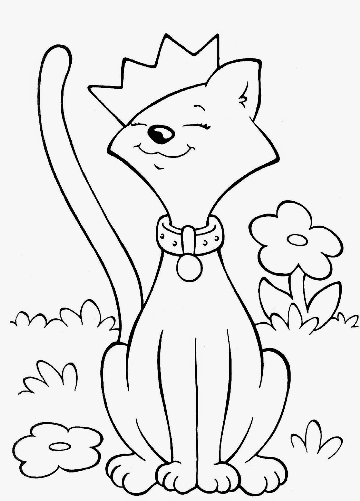 color markers coloring pages