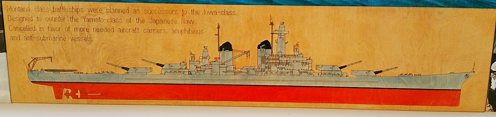 History and Culture by Bicycle: USS Iowa Interpretive Panels - USS