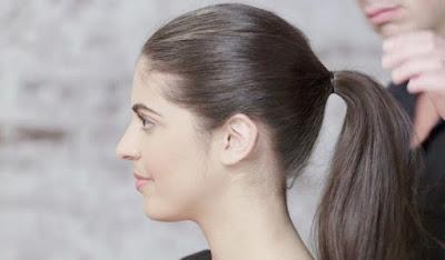 Efek Buruk Sering Mengikat Rambut Yang Jarang Disadari