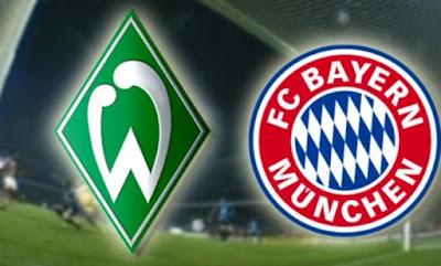مشاهدة مباراة بايرن ميونخ وفيردر بريمن بث مباشر اليوم