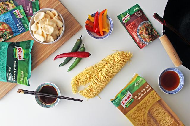 Μεγάλος Διαγωνισμός Knorr Asia