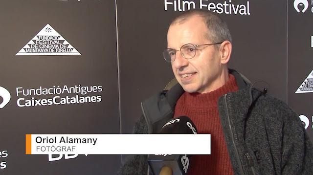 Oriol Alamany entrevista