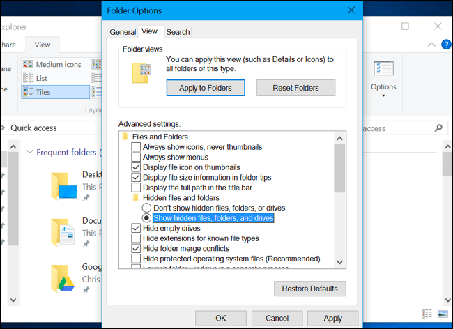 How to Access Your Ubuntu Bash Files in Windows (and Your