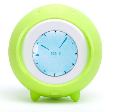 We Love The Look Of A Classic Analog Clock And Asked What Would An Analog  Clock Be Like In 2010? Tickyu0027s The Answer. Our Newest Alarm Clock Jumps  From Your ...
