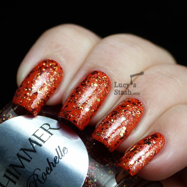 Lucy's Stash - Shimmer Polish Rochelle