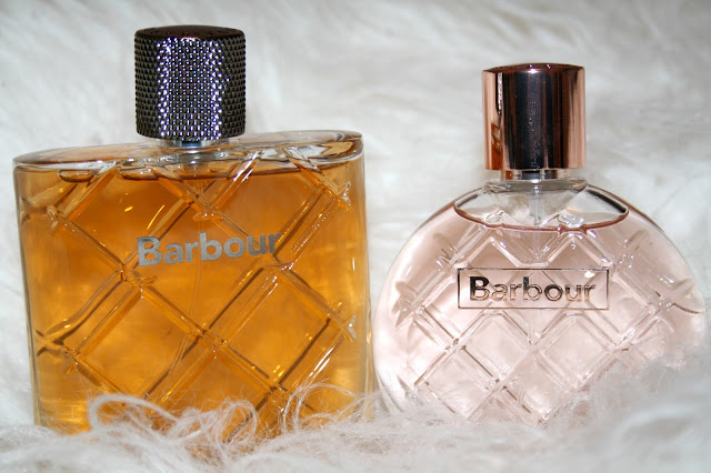 Barbour New Fragrance Range