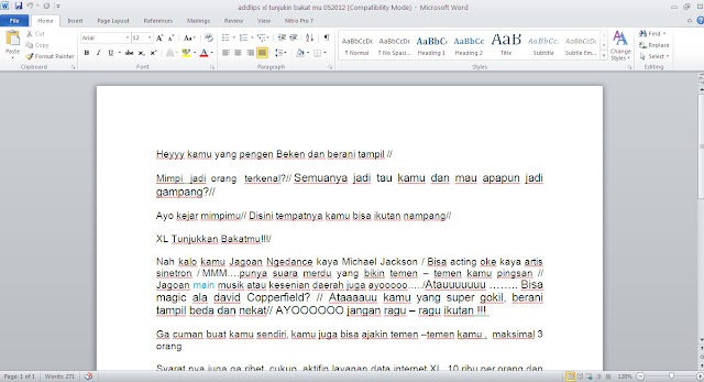 Cara merubah word ke pdf dengan sangat mudah