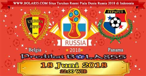 Prediksi Bola855 Belgium vs Panama 18 Juni 2018