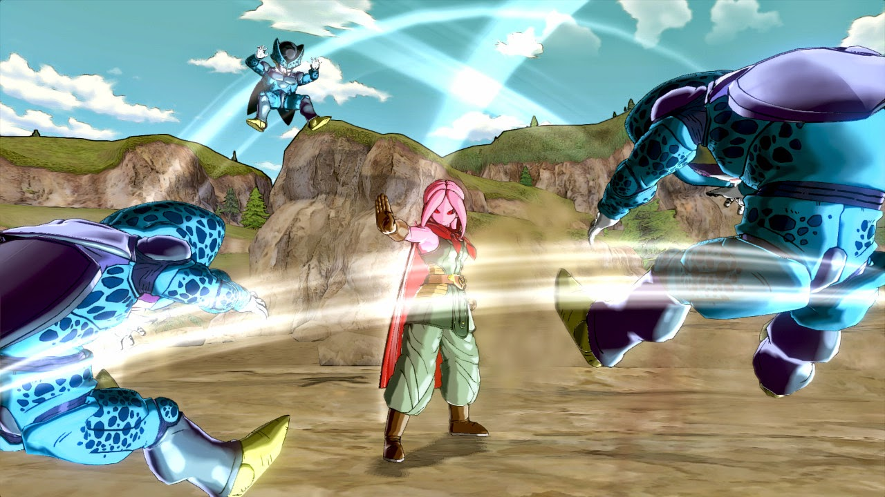 Chalgyr's Game Room: Dragon Ball Xenoverse - PS3 Review