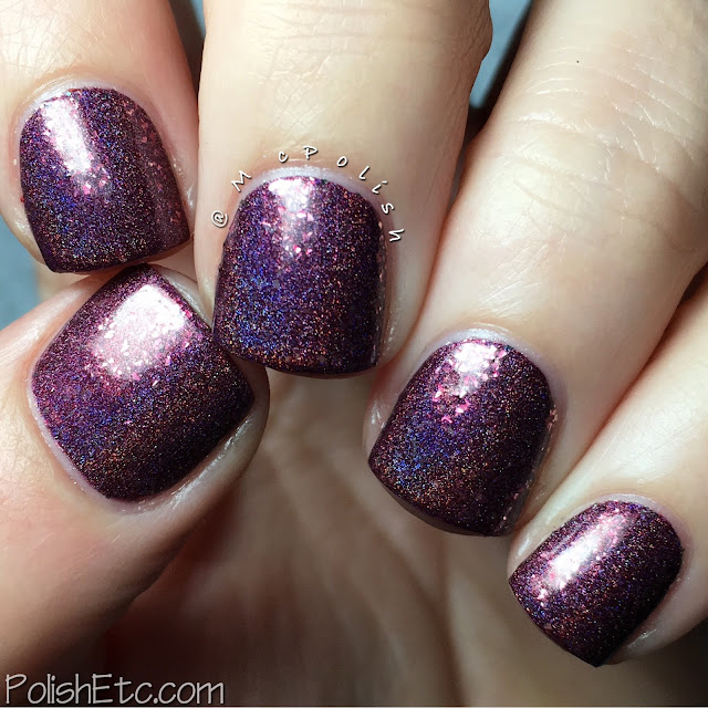 Cupcake Polish - Color4Nails Exclusive - McPolish - Unrequited Love