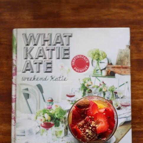 Recenzja książki Weekend Katie i zdrowy deser gryczany