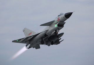 Jet Tempur J-10 China