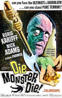 Die, Monster, Die! - HD 720p - Legendado