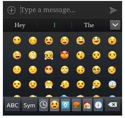 Facebook Emojis For Android