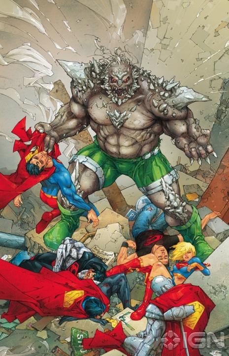 Mr. Morbid's House of Fuckery: So, Who Would Win?: The ... Doomsday Vs Hulk Who Wins