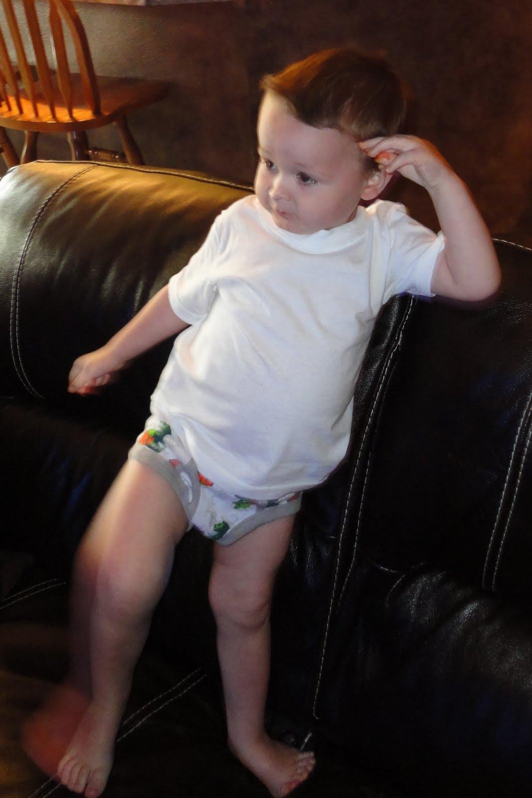 The Eilmas Family: Potty Training!!!