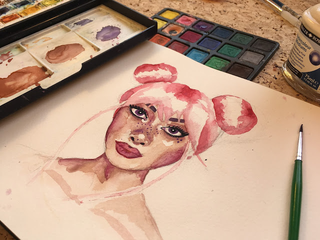 learning to paint