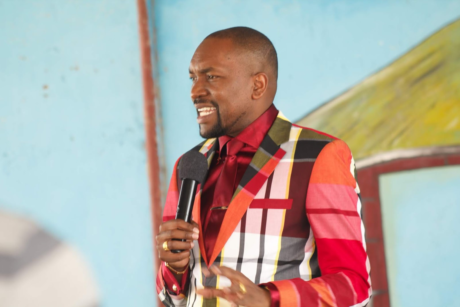Gallery Of Pictures: Prophet Blessing Chiza Preaching About The Levels Of The Anointing - Day Three Of Tiyambuke