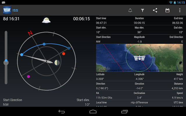 ISS Detector Pro v2.02.46 APK [Latest] is Here !