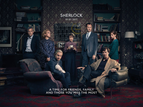 "4x01 ""The Six Thatchers"" de 'Sherlock'"