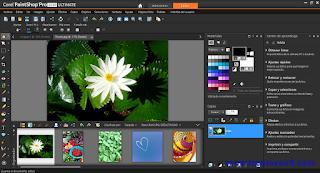 descargar gratis Corel PaintShop Pro 2019 Ultimate full key captura 3