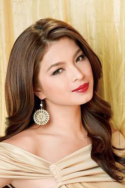 """Angel Locsin Won The """"Best Actress For Drama Program"""" In The 26th Golden Dove Awards"""