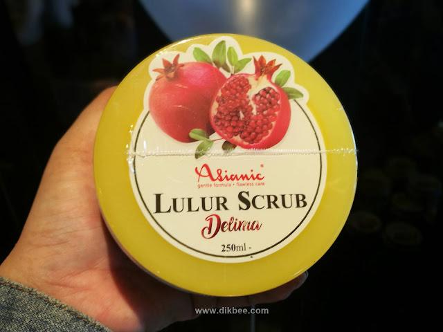 Lulur Scrub Asianic : 4 Variasi Pilihan Spa Di Rumah