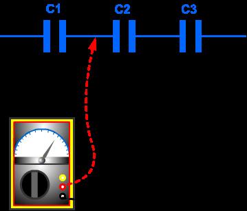 Kapasitor Seri