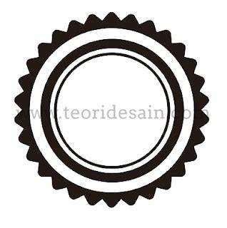 Cara Membuat Logo Retro Vintage Blurred Menggunakan CorelDRAW6
