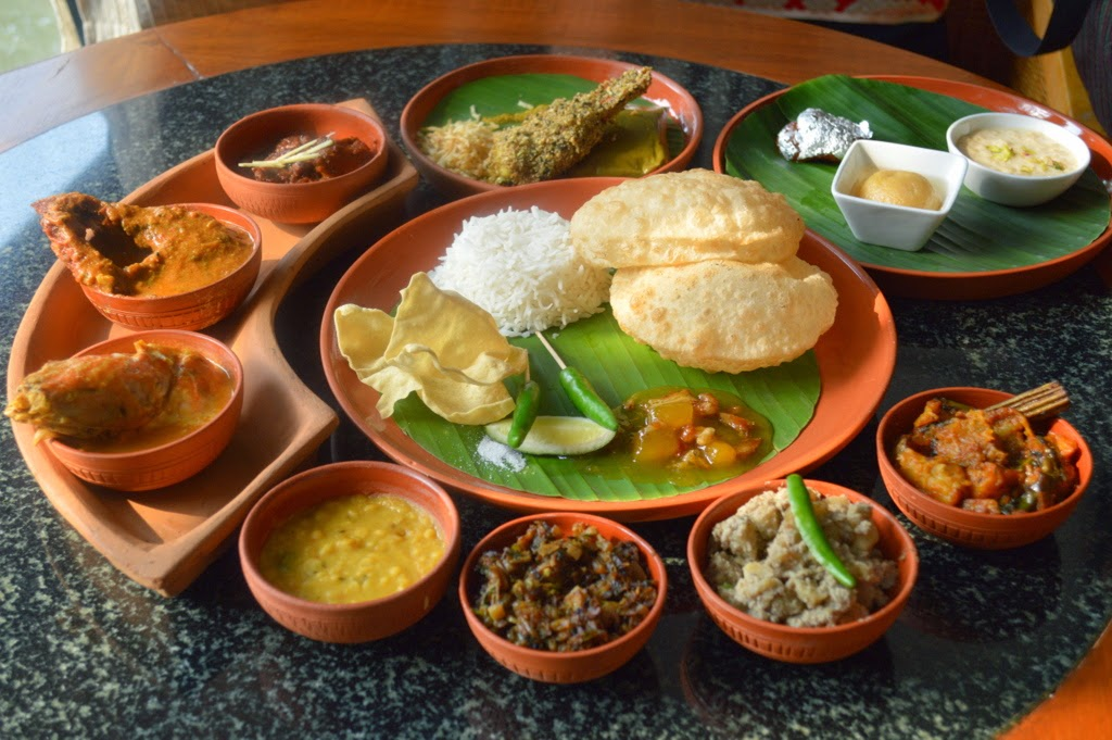 Bengali Marriage Food Menu