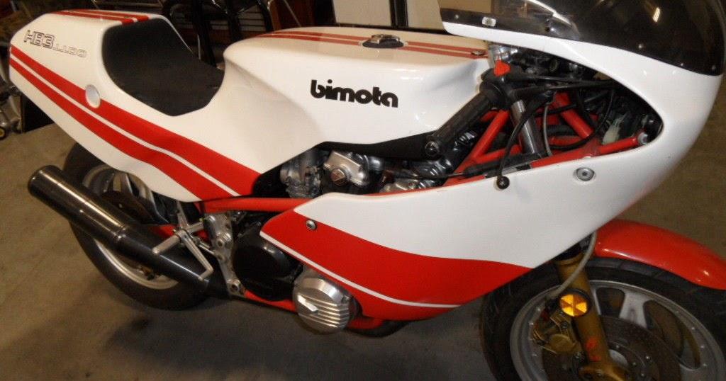 Used Armored Truck For Sale Craigslist >> 1983 Bimota HB3 Magazine Test Bike