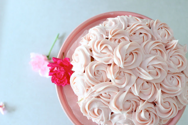 Rosette Icing How To