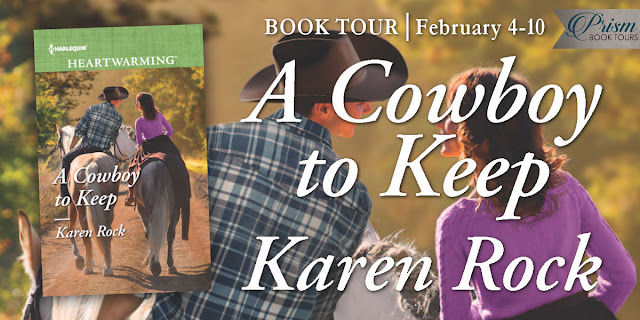 A Cowboy to Keep by Karen Rock – Grand Finale