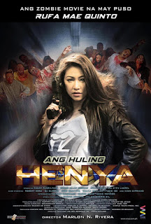 A suspended agent (Rufa Mae Quinto) works a case on her own and uncovers a plot to turn people into zombies.