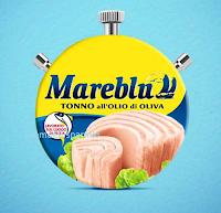 Logo Concorso MareBlu e vinci 450 carte prepagate da 100 euro